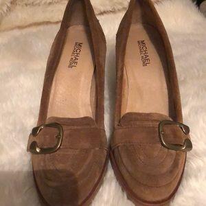 Michael Kors Suede Shoes
